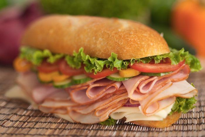 Technique sandwich